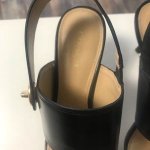 Coach Shoes - Coach heels